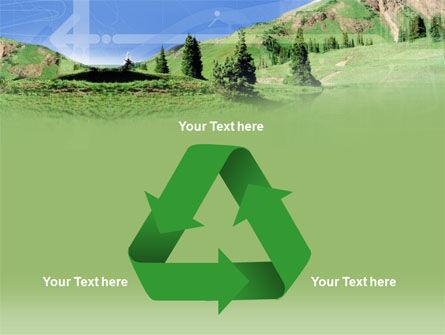 Alpine Meadows PowerPoint Template Slide 10