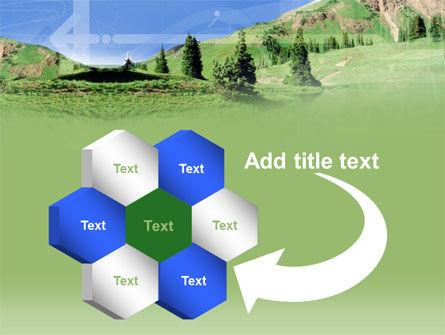 Alpine Meadows PowerPoint Template Slide 11