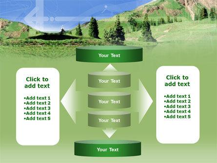 Alpine Meadows PowerPoint Template Slide 13