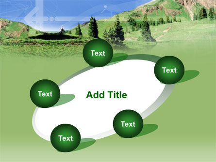 Alpine Meadows PowerPoint Template Slide 14