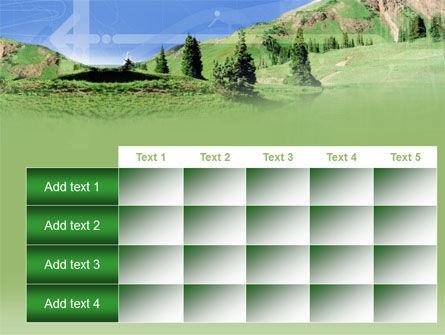Alpine Meadows PowerPoint Template Slide 15