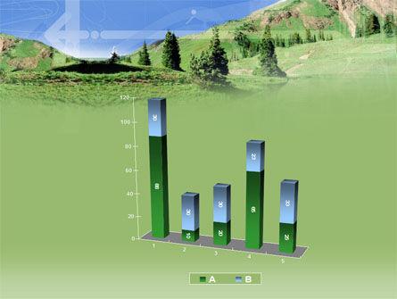 Alpine Meadows PowerPoint Template Slide 17
