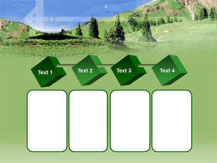 Alpine Meadows PowerPoint Template Slide 18