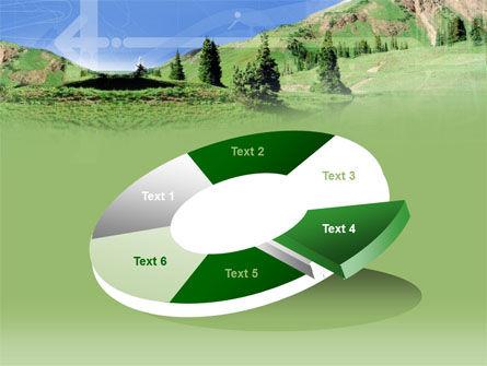 Alpine Meadows PowerPoint Template Slide 19