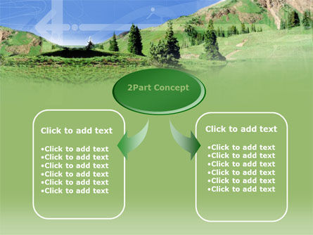 Alpine Meadows PowerPoint Template Slide 4