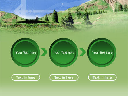 Alpine Meadows PowerPoint Template Slide 5