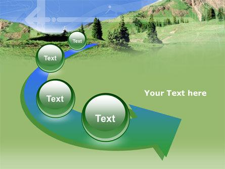 Alpine Meadows PowerPoint Template Slide 6