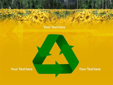 Alpine Flowering Meadows PowerPoint Template Slide 10