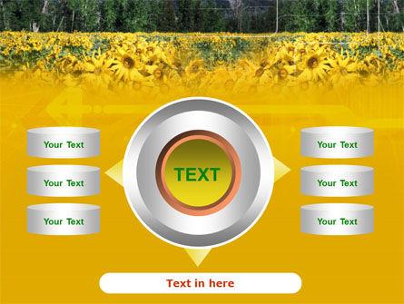 Alpine Flowering Meadows PowerPoint Template Slide 12
