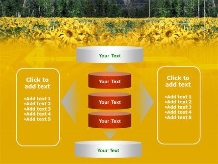 Alpine Flowering Meadows PowerPoint Template Slide 13