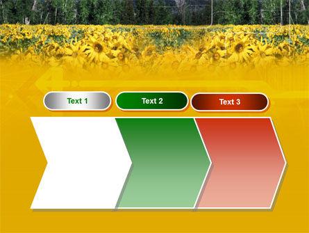 Alpine Flowering Meadows PowerPoint Template Slide 16