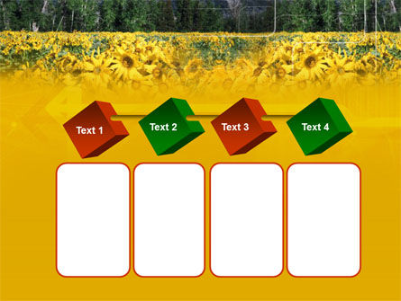 Alpine Flowering Meadows PowerPoint Template Slide 18