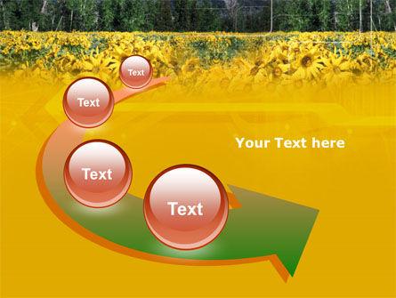 Alpine Flowering Meadows PowerPoint Template Slide 6