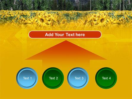 Alpine Flowering Meadows PowerPoint Template Slide 8