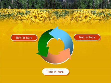 Alpine Flowering Meadows PowerPoint Template Slide 9