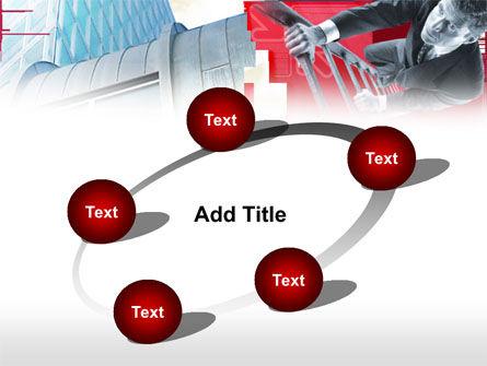 Career Race PowerPoint Template Slide 14