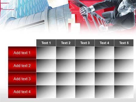 Career Race PowerPoint Template Slide 15