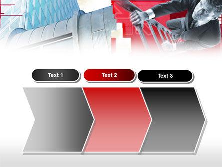 Career Race PowerPoint Template Slide 16