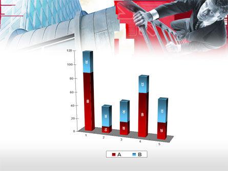 Career Race PowerPoint Template Slide 17
