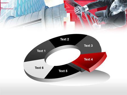 Career Race PowerPoint Template Slide 19