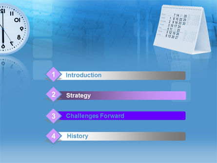 Looking Forward PowerPoint Template Slide 3