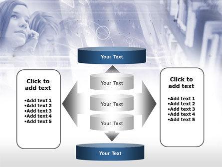 Colloquium PowerPoint Template Slide 13