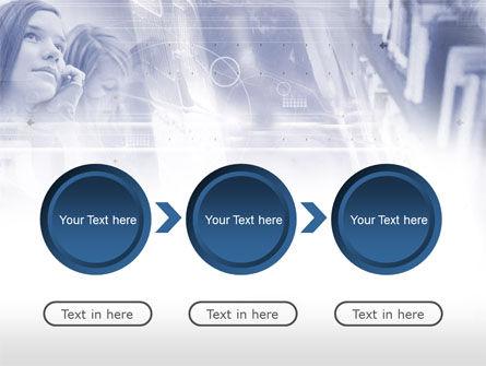 Colloquium PowerPoint Template Slide 5