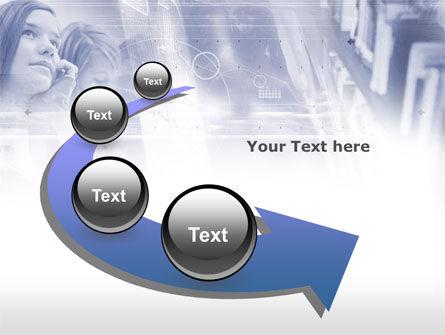 Colloquium PowerPoint Template Slide 6
