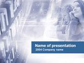 Education & Training: Colloquium PowerPoint Template #00302