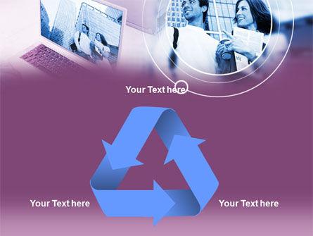 Computer World PowerPoint Template Slide 10