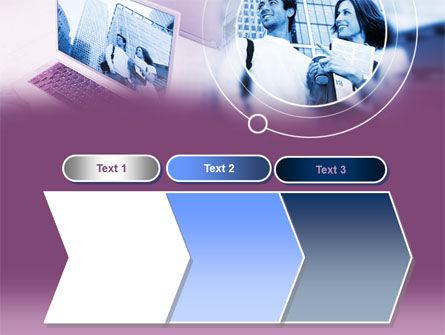 Computer World PowerPoint Template Slide 16
