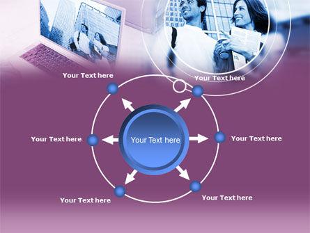 Computer World PowerPoint Template Slide 7