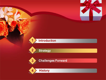 Present Box PowerPoint Template Slide 3