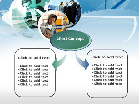 On the Job PowerPoint Template, Slide 4, 00310, Business Concepts — PoweredTemplate.com
