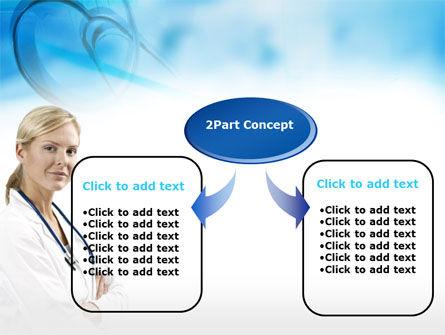 Head Nurse PowerPoint Template, Slide 4, 00311, Medical — PoweredTemplate.com
