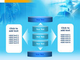 Managerial Hours PowerPoint Template#13