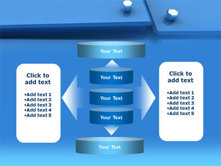 Bolting PowerPoint Template Slide 13