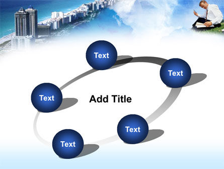 New Horizons PowerPoint Template Slide 14