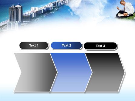 New Horizons PowerPoint Template Slide 16