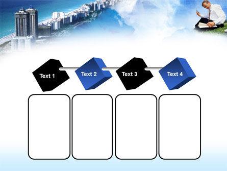 New Horizons PowerPoint Template Slide 18
