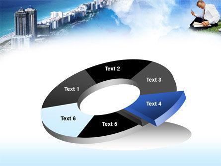 New Horizons PowerPoint Template Slide 19