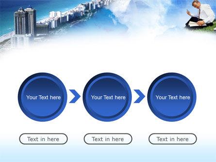 New Horizons PowerPoint Template Slide 5