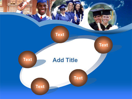 Commencement PowerPoint Template Slide 14
