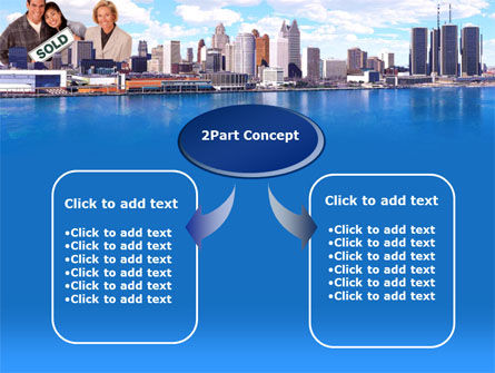 Big City Real Estate Agency Activity PowerPoint Template Slide 4