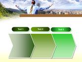 Peak Of Success PowerPoint Template#16