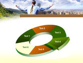 Peak Of Success PowerPoint Template#19