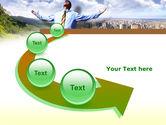 Peak Of Success PowerPoint Template#6