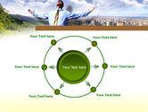 Peak Of Success PowerPoint Template#7