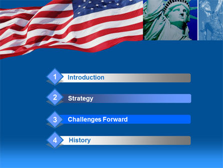 Legislation of America PowerPoint Template Slide 3