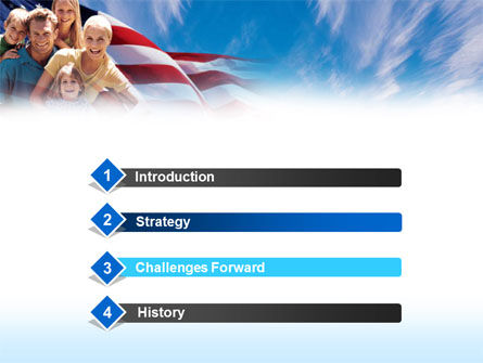 Victory Day PowerPoint Template Slide 3